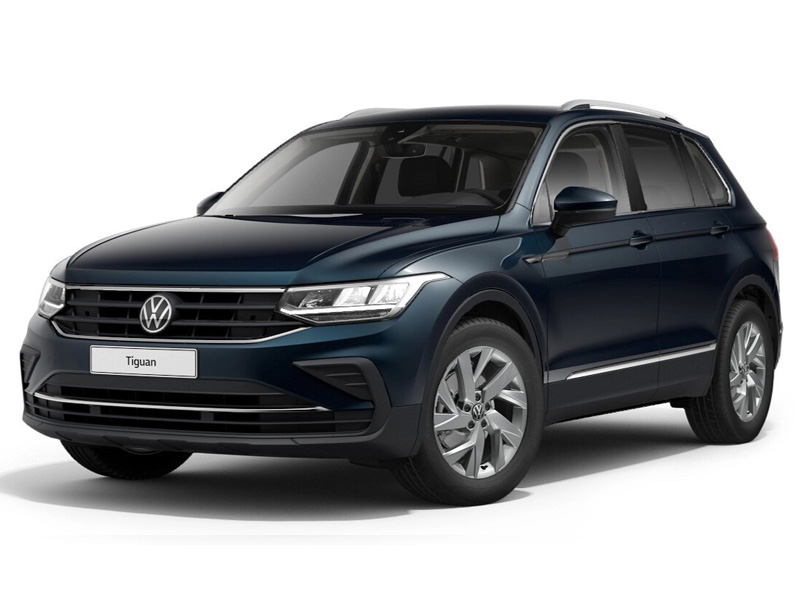 VW Tiguan II Life 2,0 TDI DSG 4Motion - Facelift