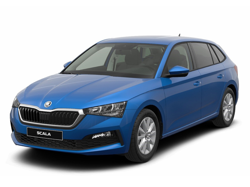 Škoda SCALA 1,0 TSI DSG Ambition
