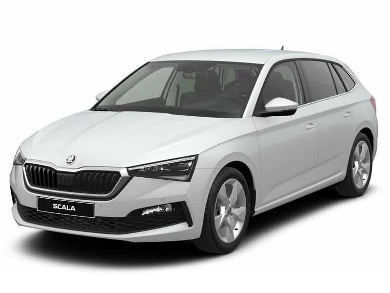 Škoda SCALA 1,5 TSI DSG Style