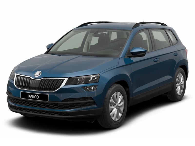 Škoda KAROQ Ambition 1,5 TSI DSG