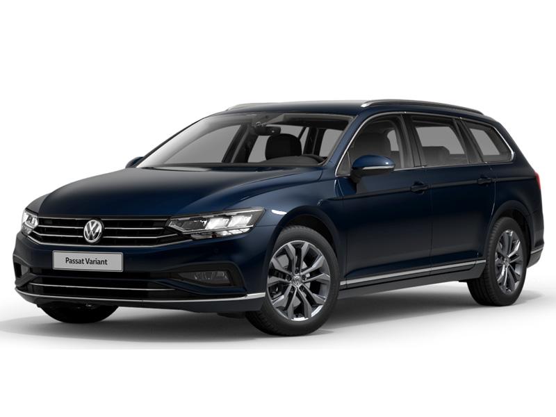 VW Passat Variant Elegance 2,0 TDI DSG - FL
