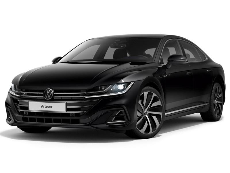 VW Arteon R-line 2,0 TDI DSG 4Motion - Facelift