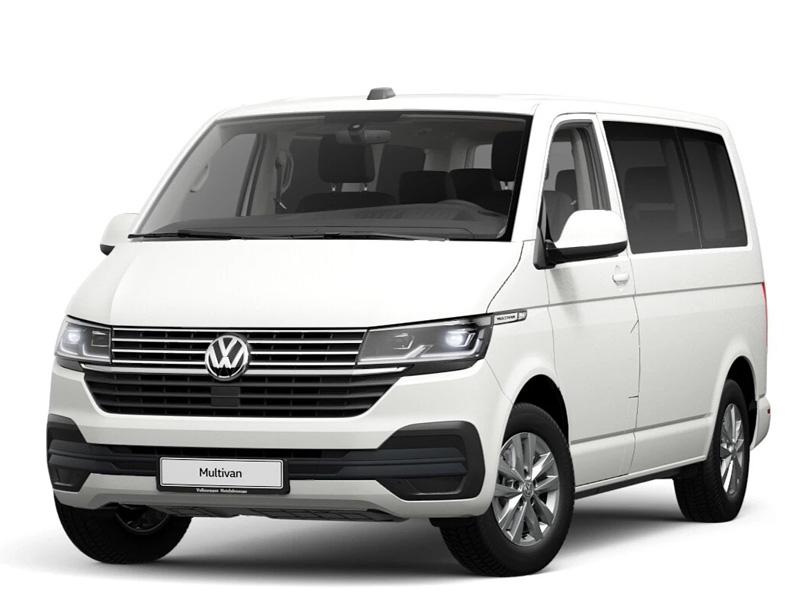 VW Multivan 2,0 TDI DSG Comfortline  - 7 míst