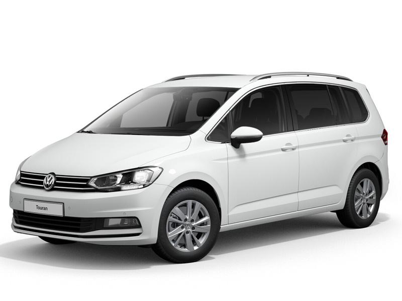 Volkswagen Touran 1,6 TDI Highline