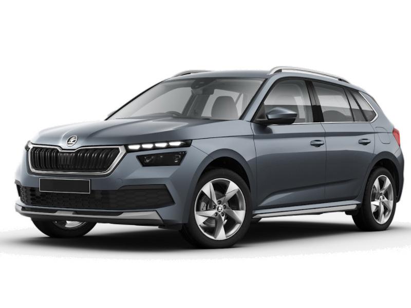 Škoda KAMIQ 1,5 TSI DSG Style