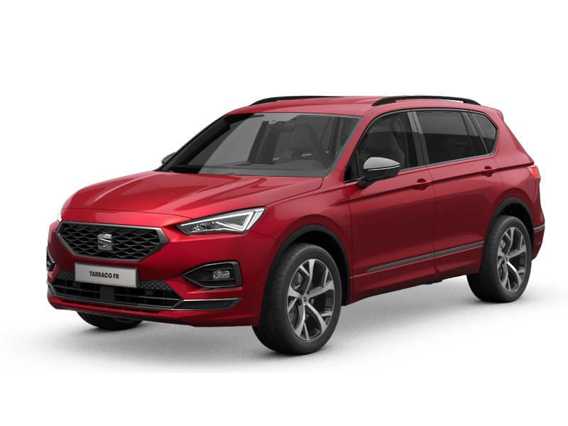 Seat Tarraco FR 2,0 TDI 147/200 DSG - 4WD