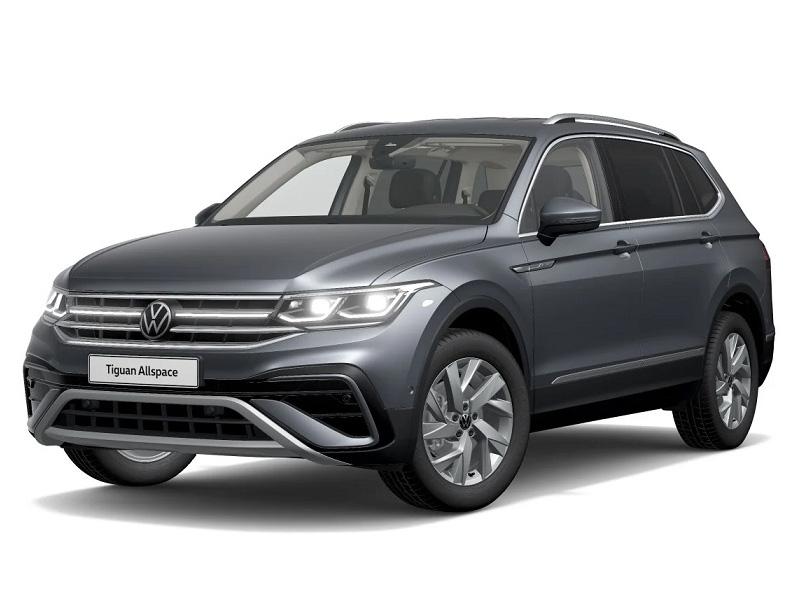 VW Tiguan Allspace Elegance 2,0 TDI DSG 4Motion